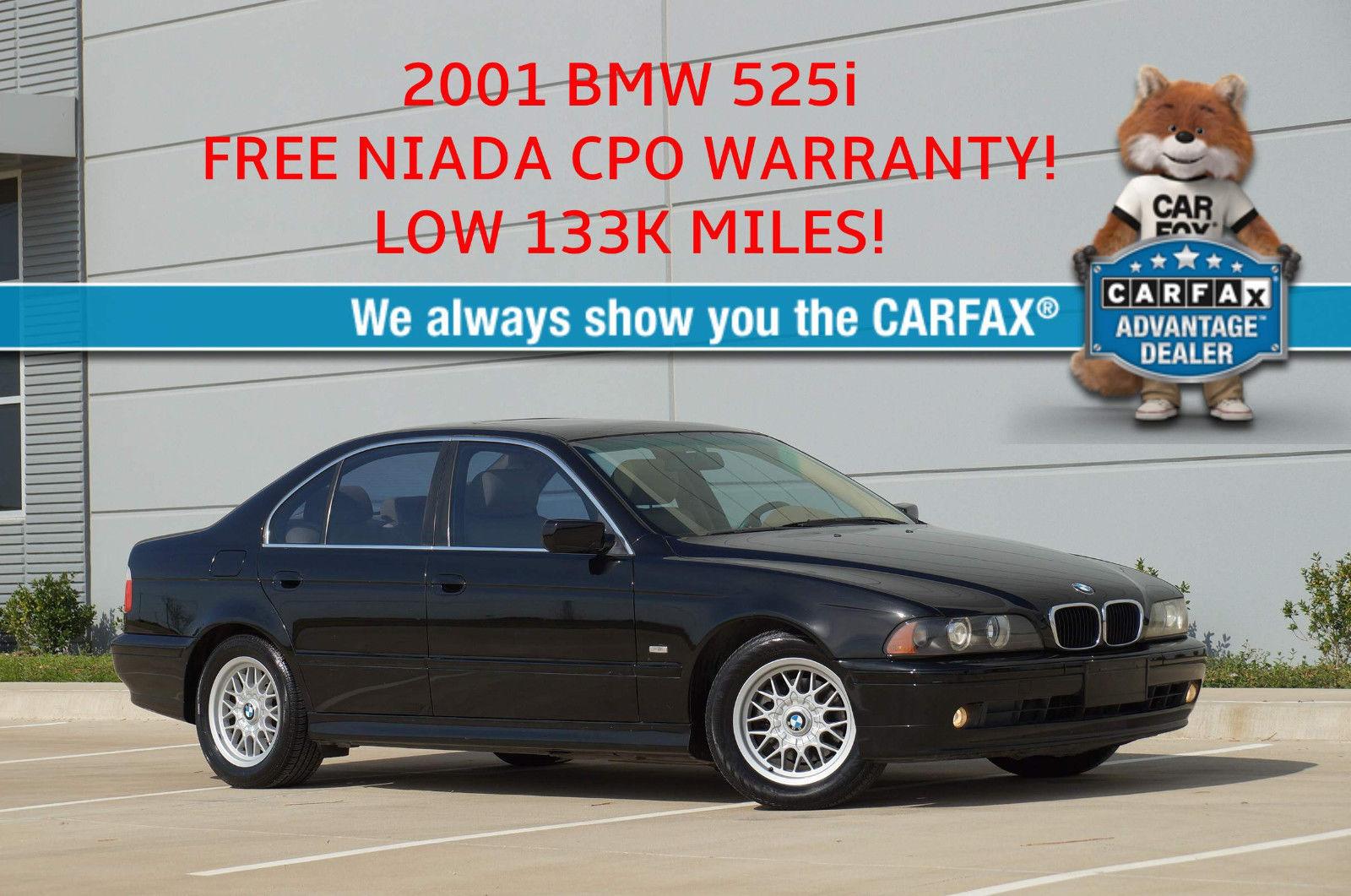 2001 BMW 525I >> Amazing 2001 Bmw 5 Series 525i Sedan M54 E39 Free