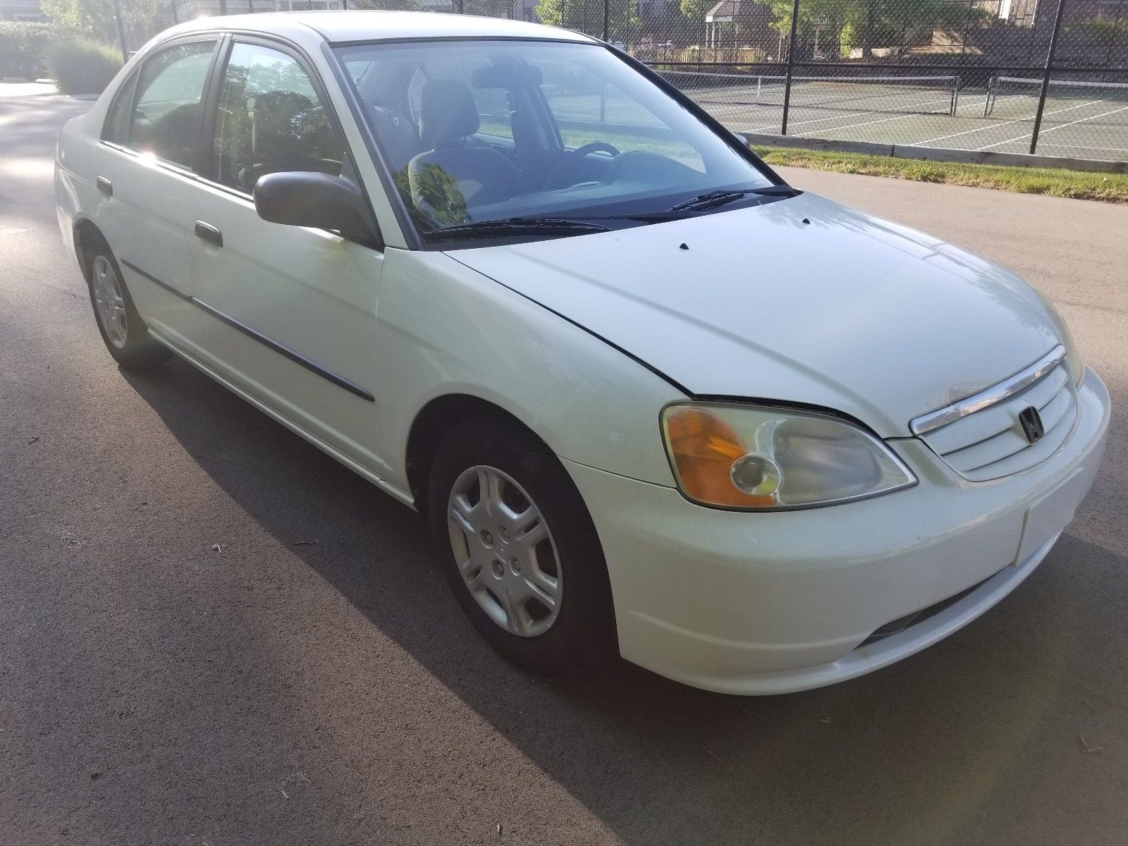 Awesome 2001 Honda Civic Gx Cng Hov Eligible Clean Low Miles No Reserve 2019