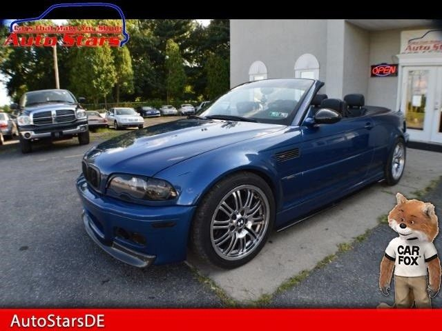 Awesome 2002 Bmw M3 Convertible Blue 2019