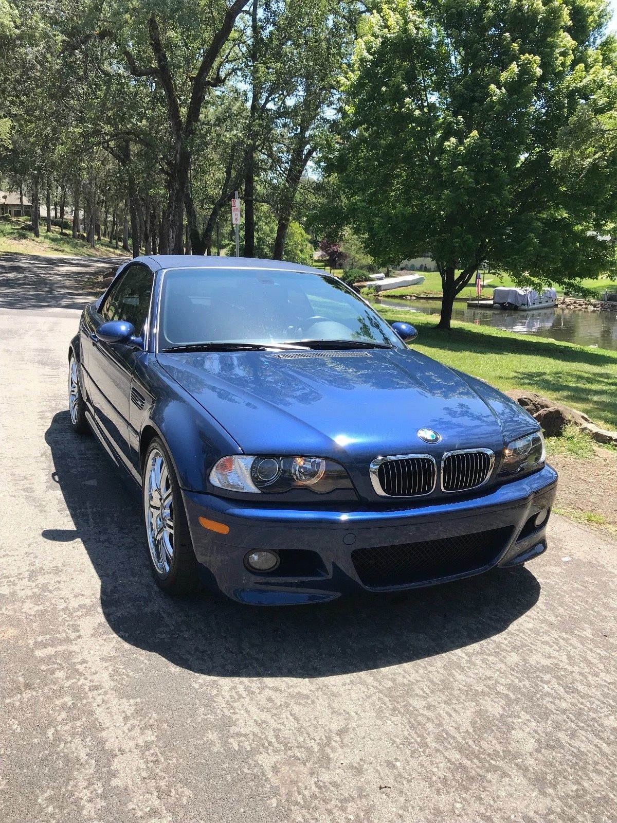 Great 2004 Bmw M3 Deluxe 2004 Bmw M3 E46 Convertible Super Low Miles 2018 2019