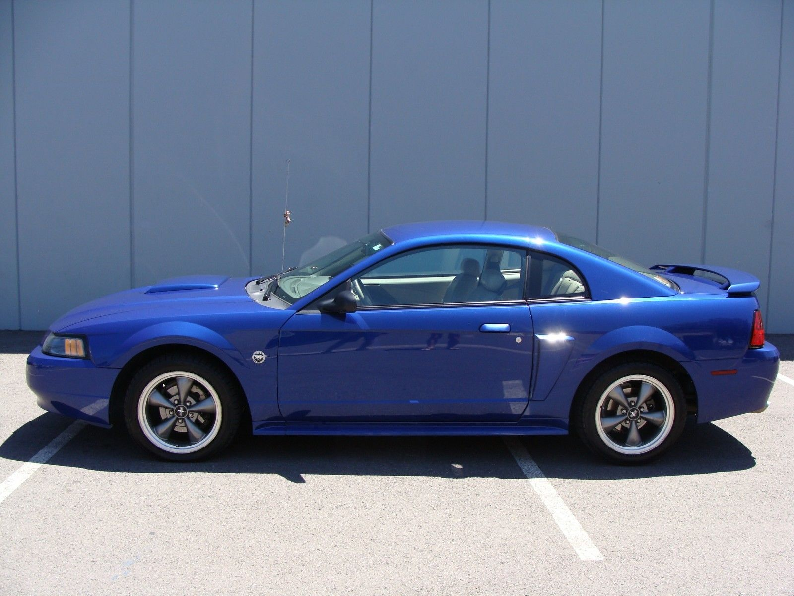 Used 2004 Ford Mustang Gt 2004 Ford Mustang Gt Sonic Blue