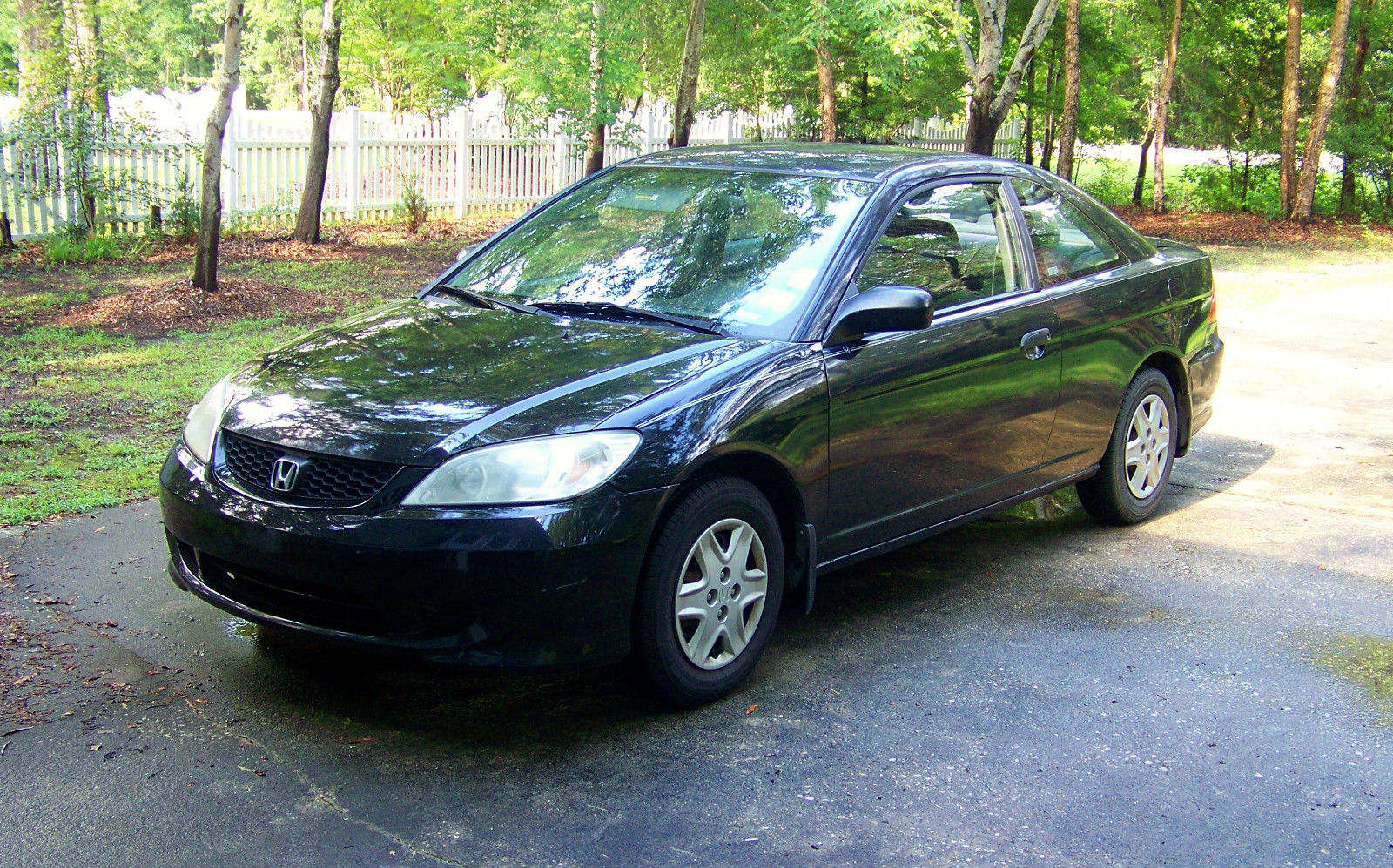 Awesome 2005 Honda Civic This Car Completely Re Built Dx The Best Fuel Mileage Mpg 36 City 42 Highway 2019