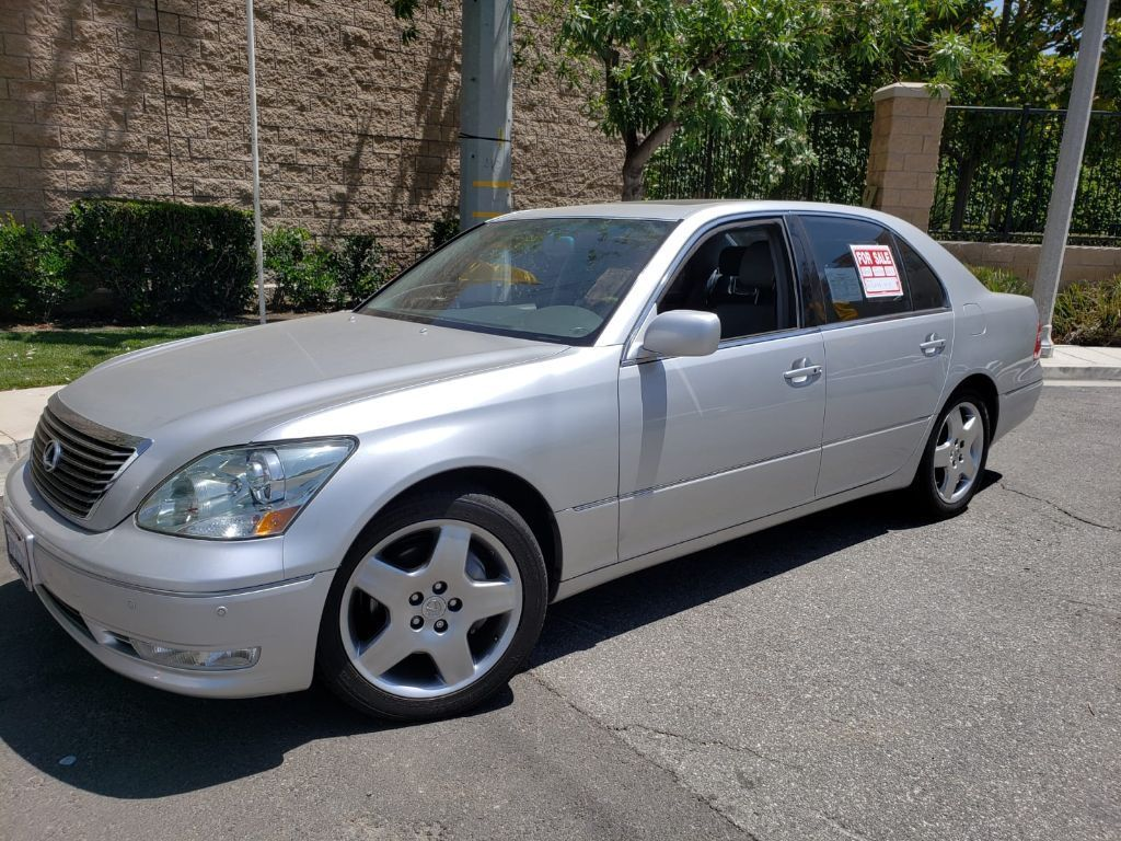 Awesome 2005 Lexus LS 430 ebay motors\' used cars 2018 | MyCarBoard