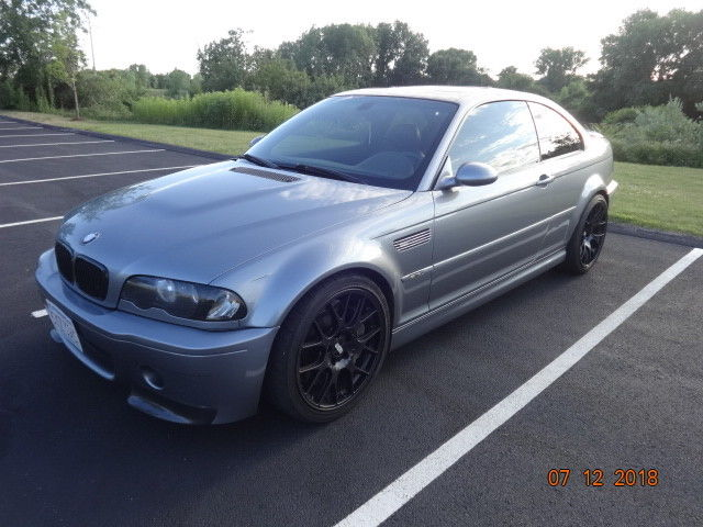 Great 2006 Bmw M3 2006 Bmw E46 M3 Competition Package With Low Miles 2018