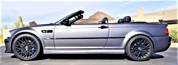 Amazing 2006 Bmw M3 2006 Bmw M3 Convertible 2018 2019 Mycarboard