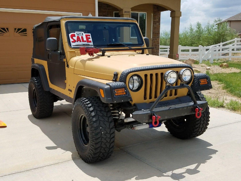 amazing 2006 jeep wrangler tj sport utility vehicle jeep wrangler tj 2006 suspension lift new paint mopar serviced runs great!! 2018