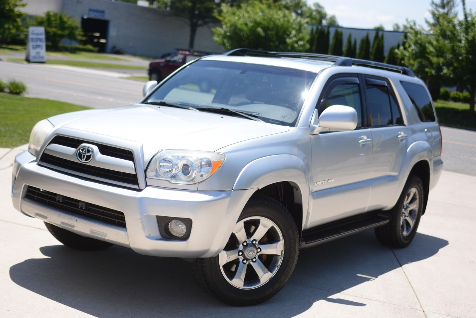 Amazing 2006 Toyota 4runner Limited 2006 Toyota 4runner Limited