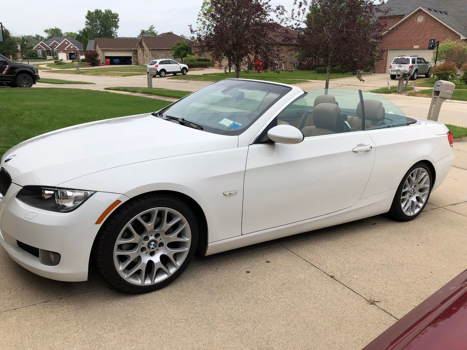 Awesome 2007 Bmw 3 Series 328i Conv Hardtop Convertible 25 141 Miles 2018 2019