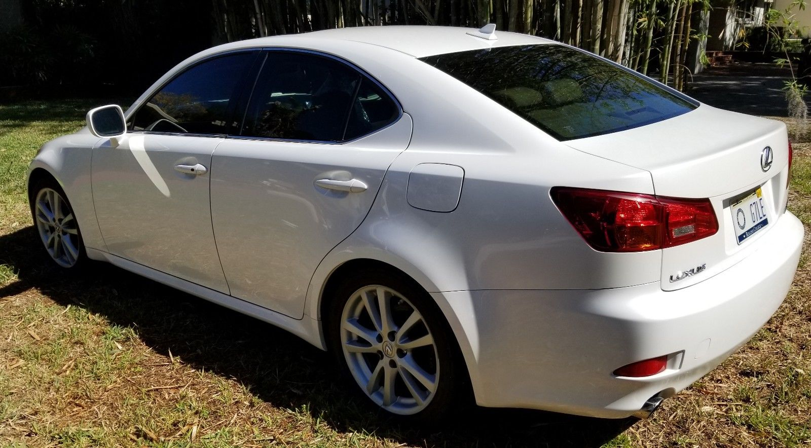 Amazing 2007 Lexus IS Luxury Package 2007 Lexus IS250, White, V6, A/T,  Loaded Luxury Pkg, Clean Title,Nav, 168K Miles 2019