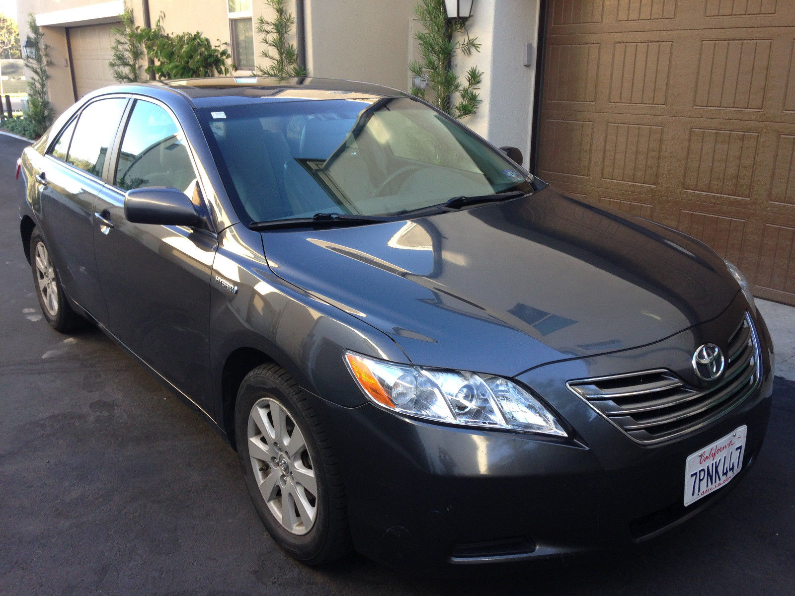 Amazing 2007 Toyota Camry Hybrid Low Mileage Excellent Condition 2018 2019