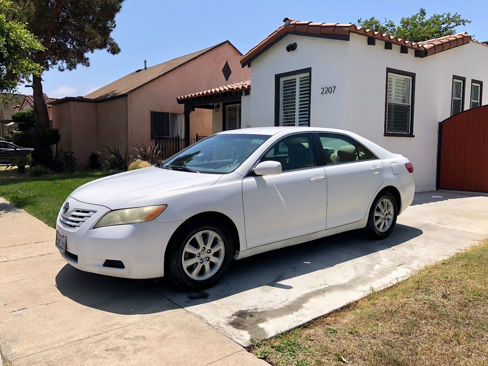 Awesome 2007 Toyota Camry Le 131 000 Miles V6 Engine 2018 2019