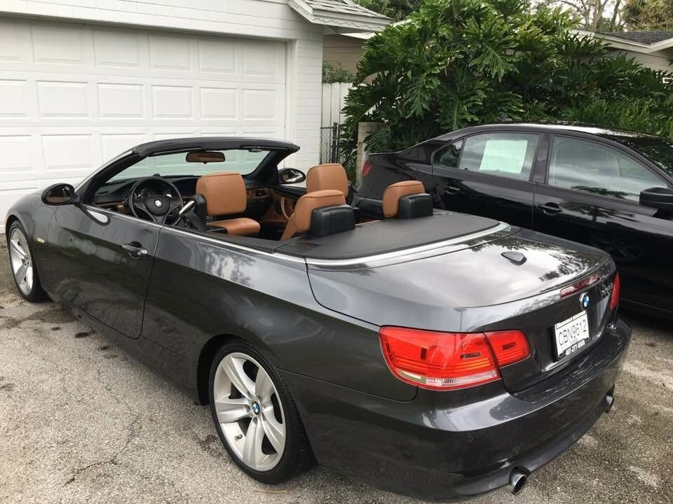 Great 2008 Bmw 3 Series 335i Convertible 2019