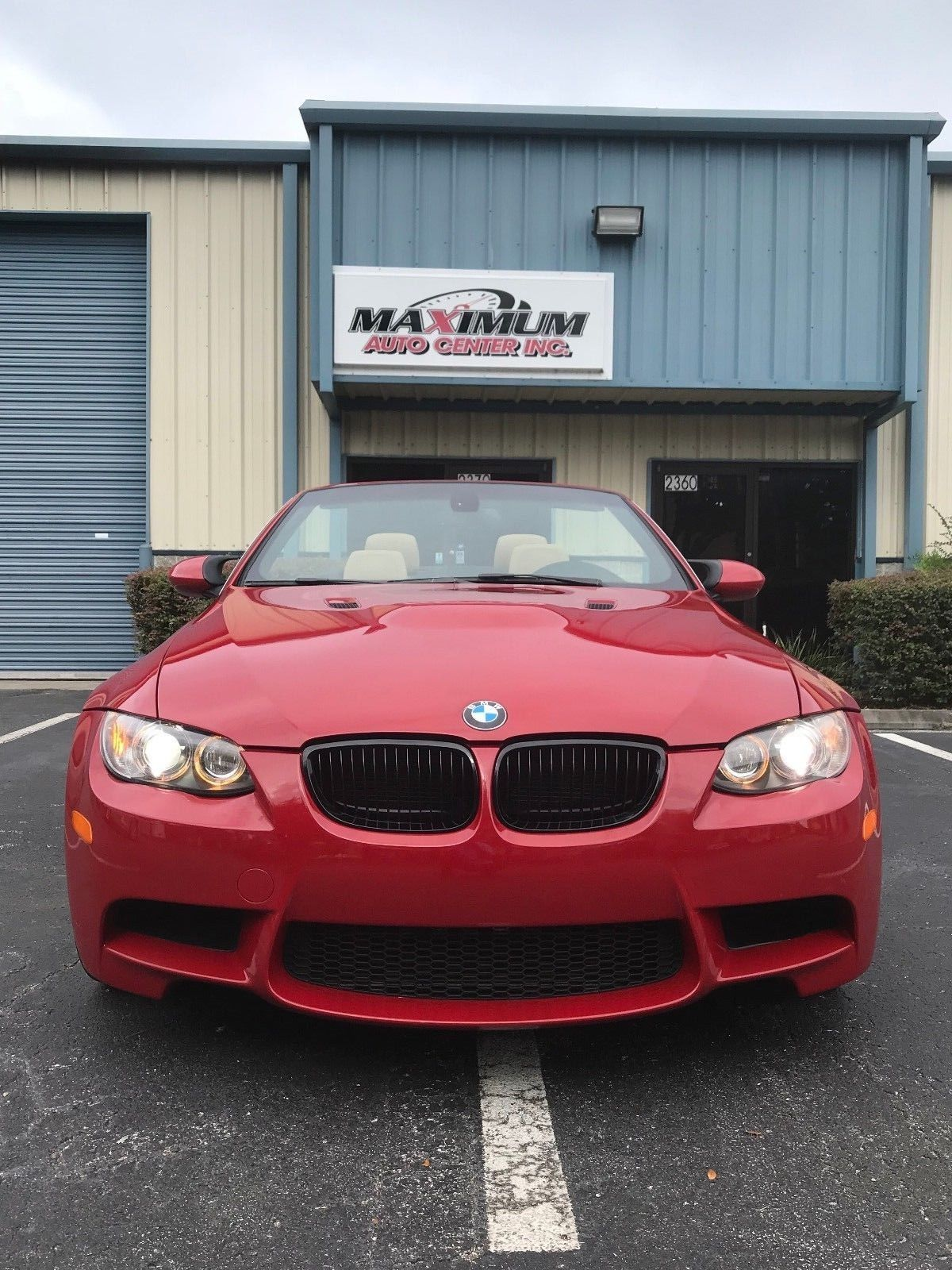 Amazing 2010 Bmw M3 2010 Bmw M3 Red Convertible Hard Top 2019