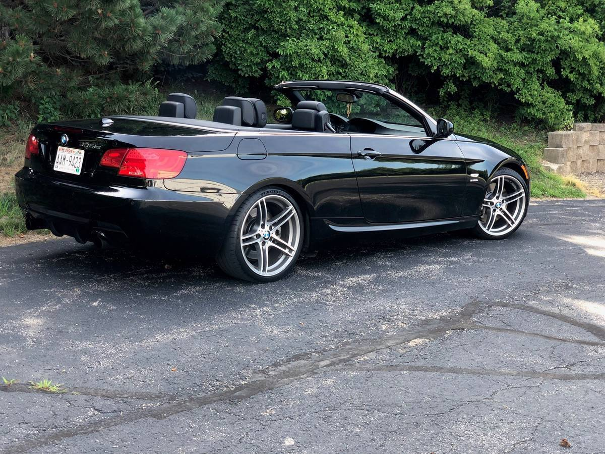 Awesome 2017 Bmw 3 Series 335is Convertible 2018