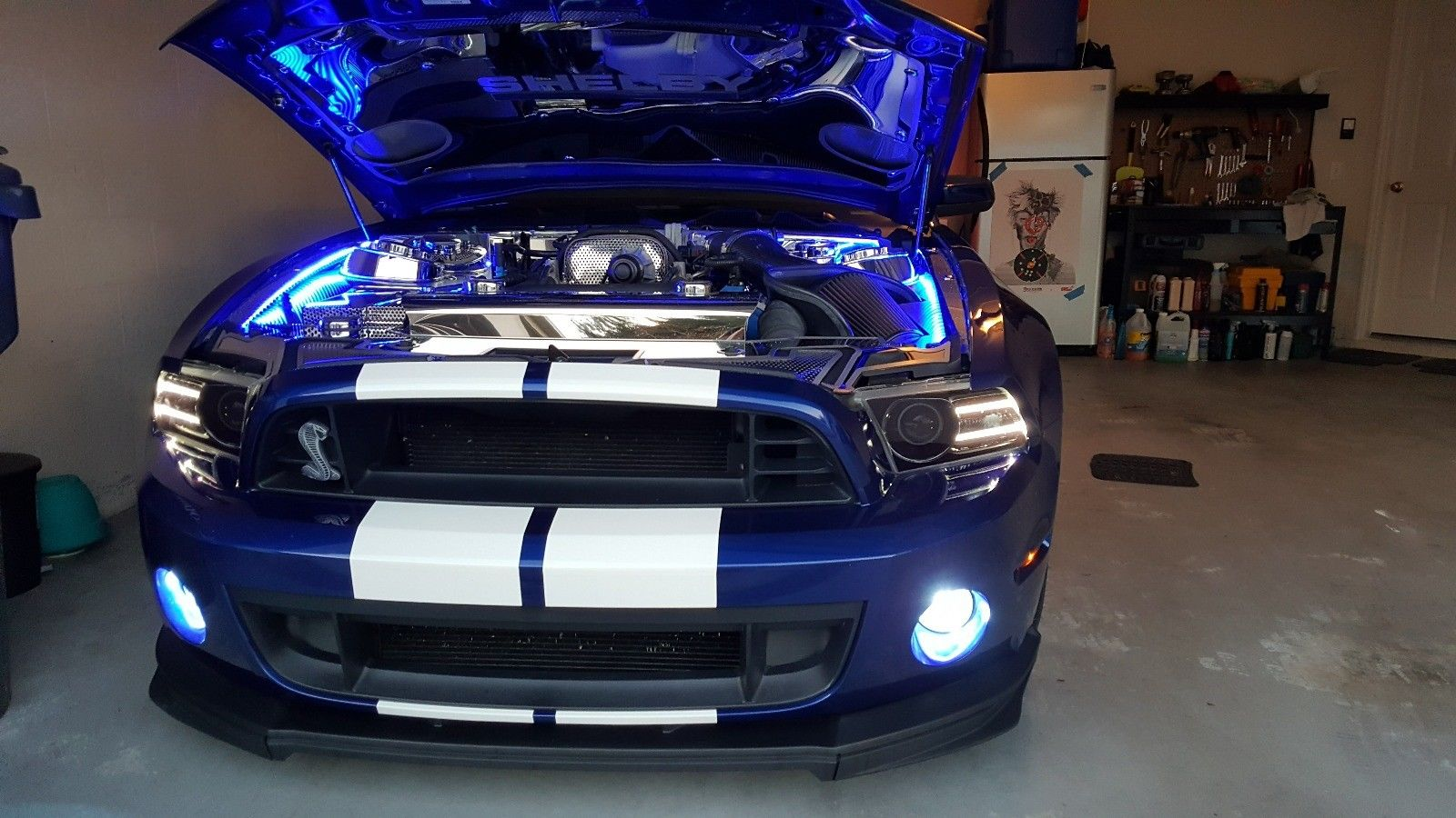 Awesome 2017 Ford Mustang Shelby Gt 500 2018