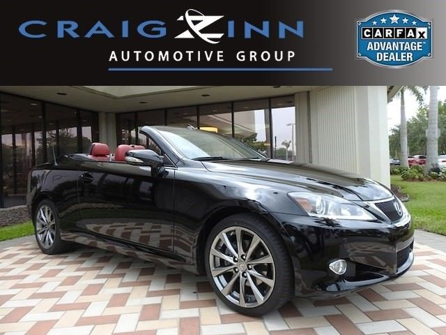 Great 2017 Lexus Is 250 C Convertible L Certified Unlimited Miles Warranty 2018 2019