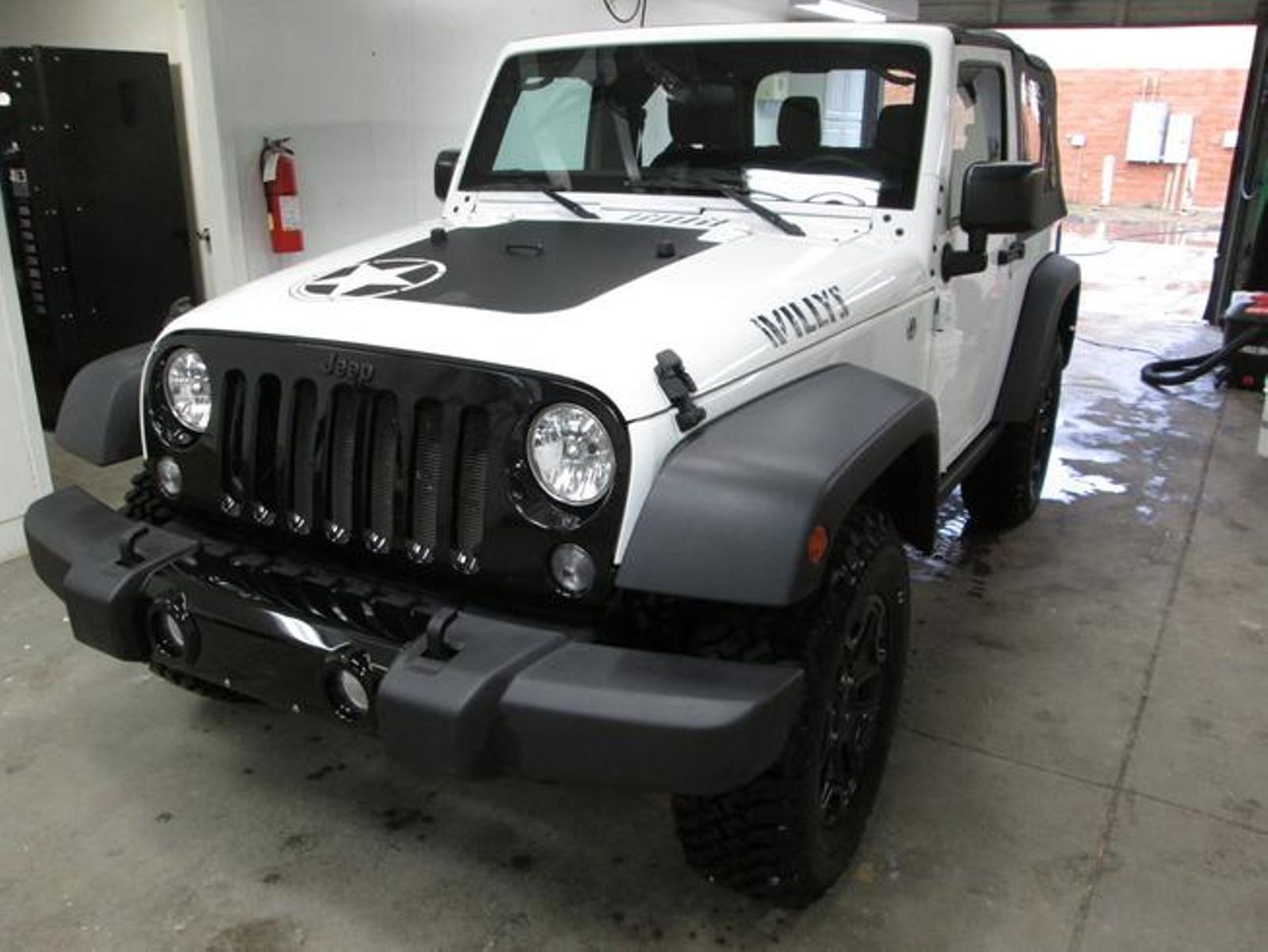 Amazing 2016 Jeep Wrangler Rubicon Hard Rock 2 Door Softtop Lifted 35 Inch Tires Manual 2018 2019