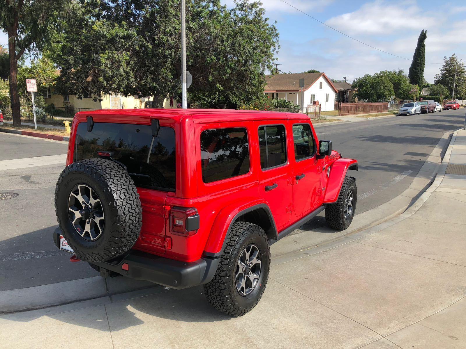 Used 2018 Jeep Wrangler Rubicon 2018 Jeep Wrangler Unlimited Jl Rubicon 4 4 2018 Mycarboard Com