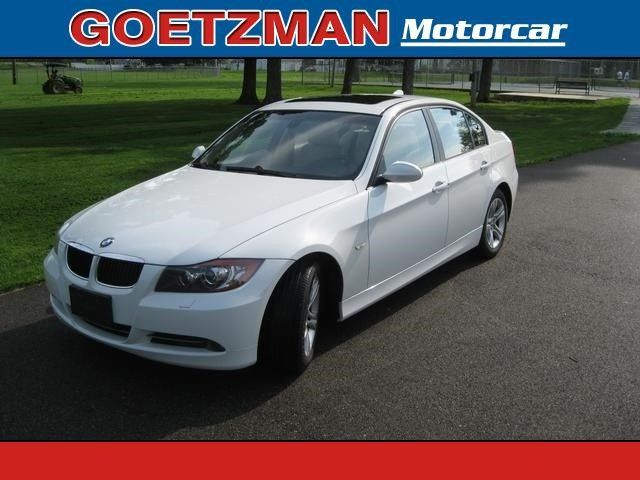 Amazing 3 Series 4dr Sdn 328xi AWD 2008 BMW