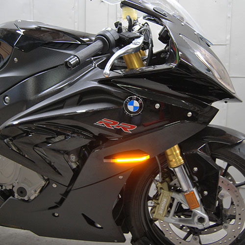 Great Bmw S1000rr Led Front Turn Signals New Rage Cycles 2019