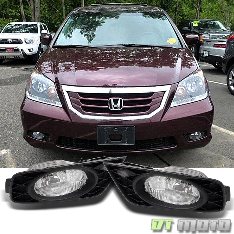 Awesome For 2008 2010 Honda Odyssey Per Driving Fog Lights Lamp W Switch Left Right 2019