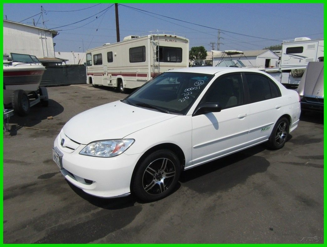 Honda Civic 2005 Honda Civic Gx 4 Door Sedan 4 Cylinder Ngv Automatic No Reserve 2019 Is In Stock And For Sale Mycarboard Com