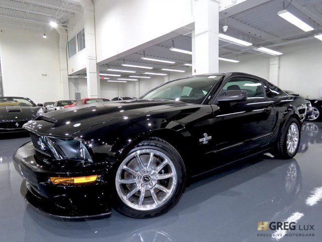 Amazing Mustang Shelby Gt500 2009 Ford Gt500kr 2019