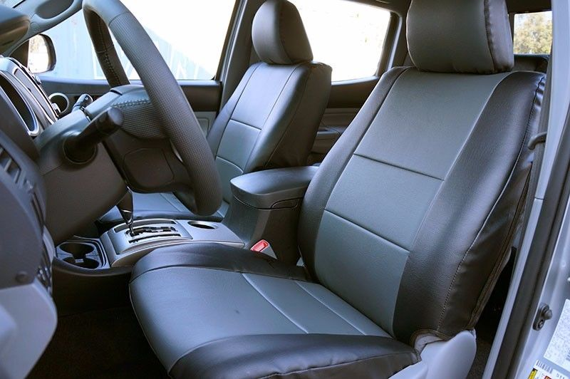 Wondrous Great Toyota Tacoma 2005 2015 Iggee S Leather Custom Fit Short Links Chair Design For Home Short Linksinfo