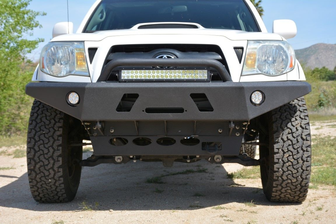 Awesome Toyota Tacoma 05-15 Front Bumper (All Models ...