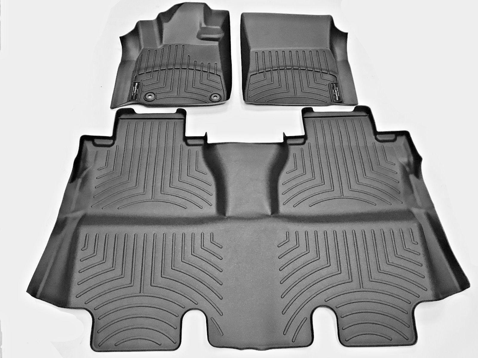Great Weathertech Floor Mats Floorliner For Toyota Tundra