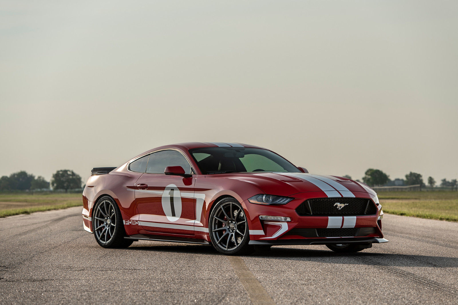 Used 2018 Ford Mustang Gt 800 Hp Hennessey Heritage