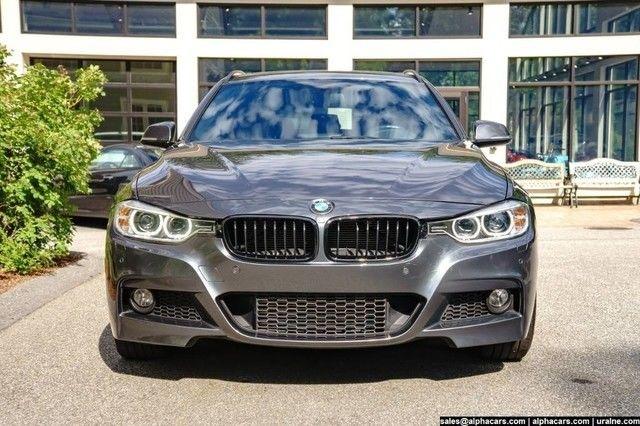 Amazing 2015 Bmw 3 Series M Sport Xdrive Wagon Mineral Gray Metallic