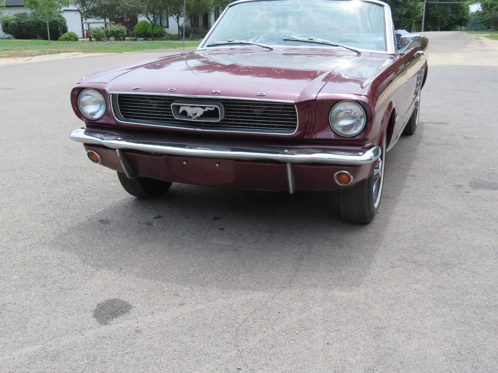 Great 1966 ford mustang convertible 1966 ford mustang convertible see video power top power steering 70 69 68 67 65 2018 2019