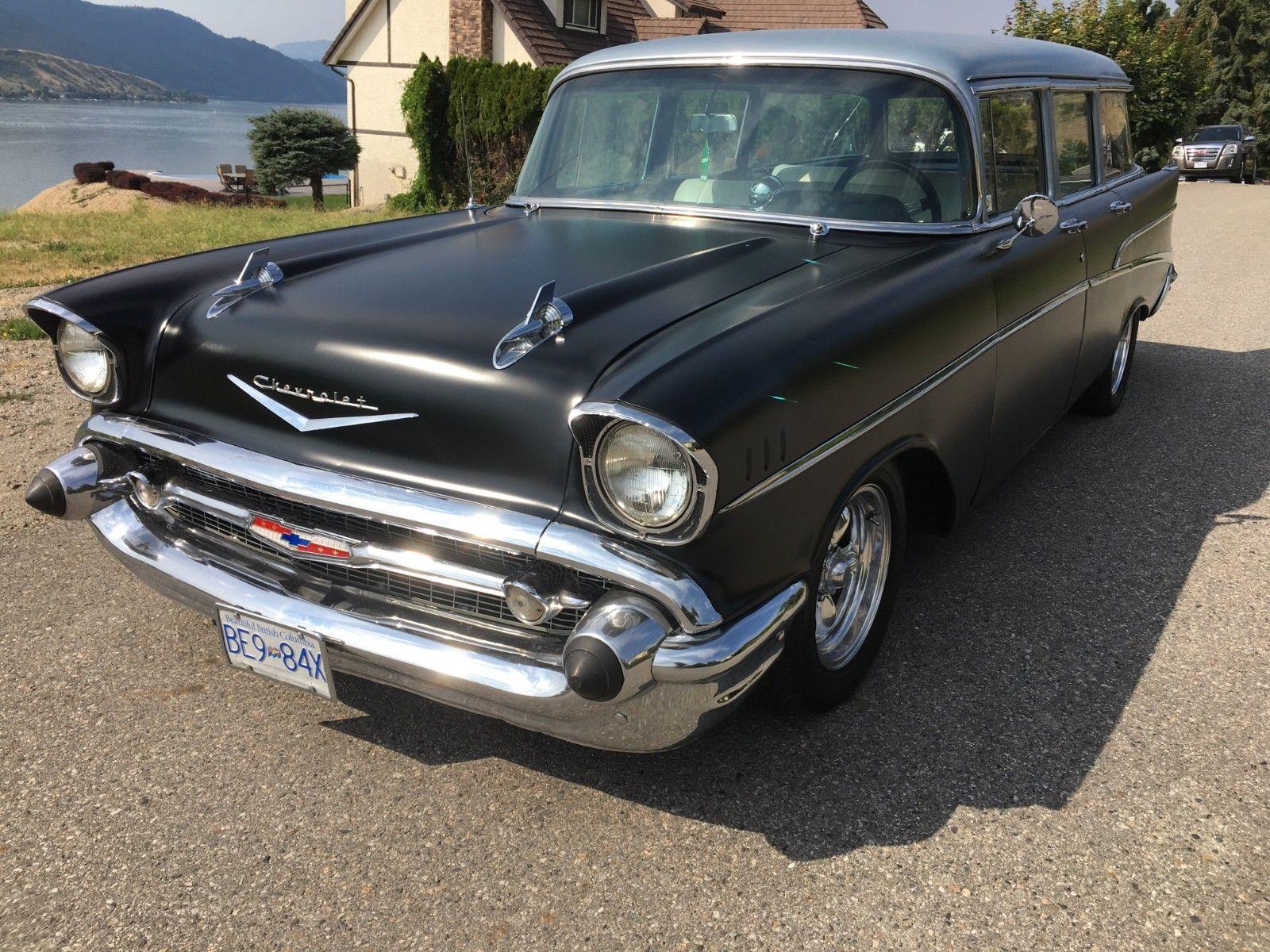Amazing 1957 Chevrolet Bel Air 150 210 4 Door Chevy Wagon 2018 Hardtop 2019
