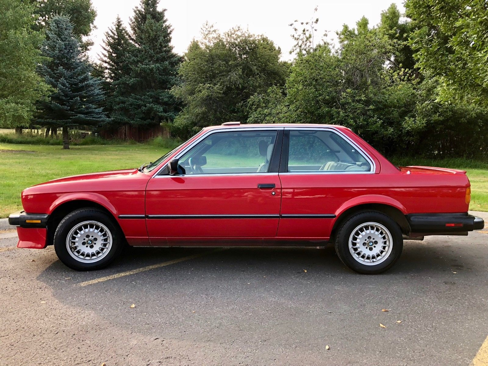 Used 1986 BMW 3-Series BMW 1986 325es E30 - Manual 5-speed ...