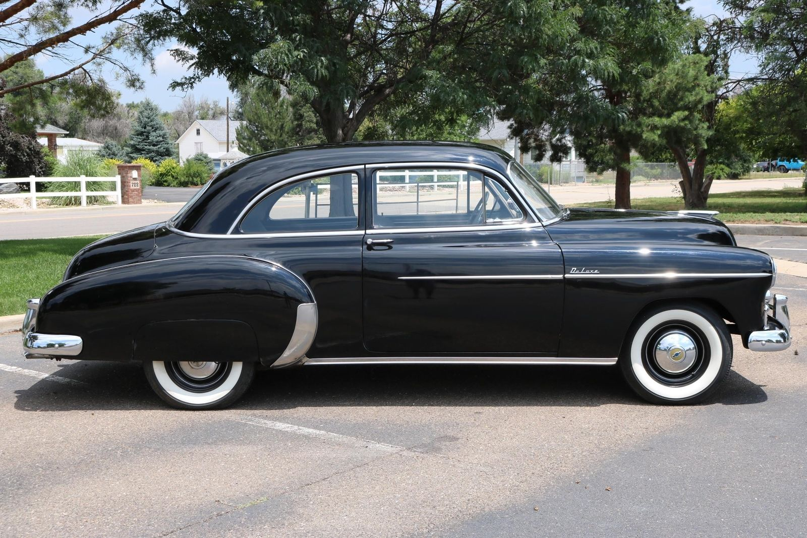Great 1950 Chevrolet Deluxe 2 Door 1950 Chevrolet Deluxe -2 Door – 235 CI  Inline 6 – Power Glide Automatic 2018
