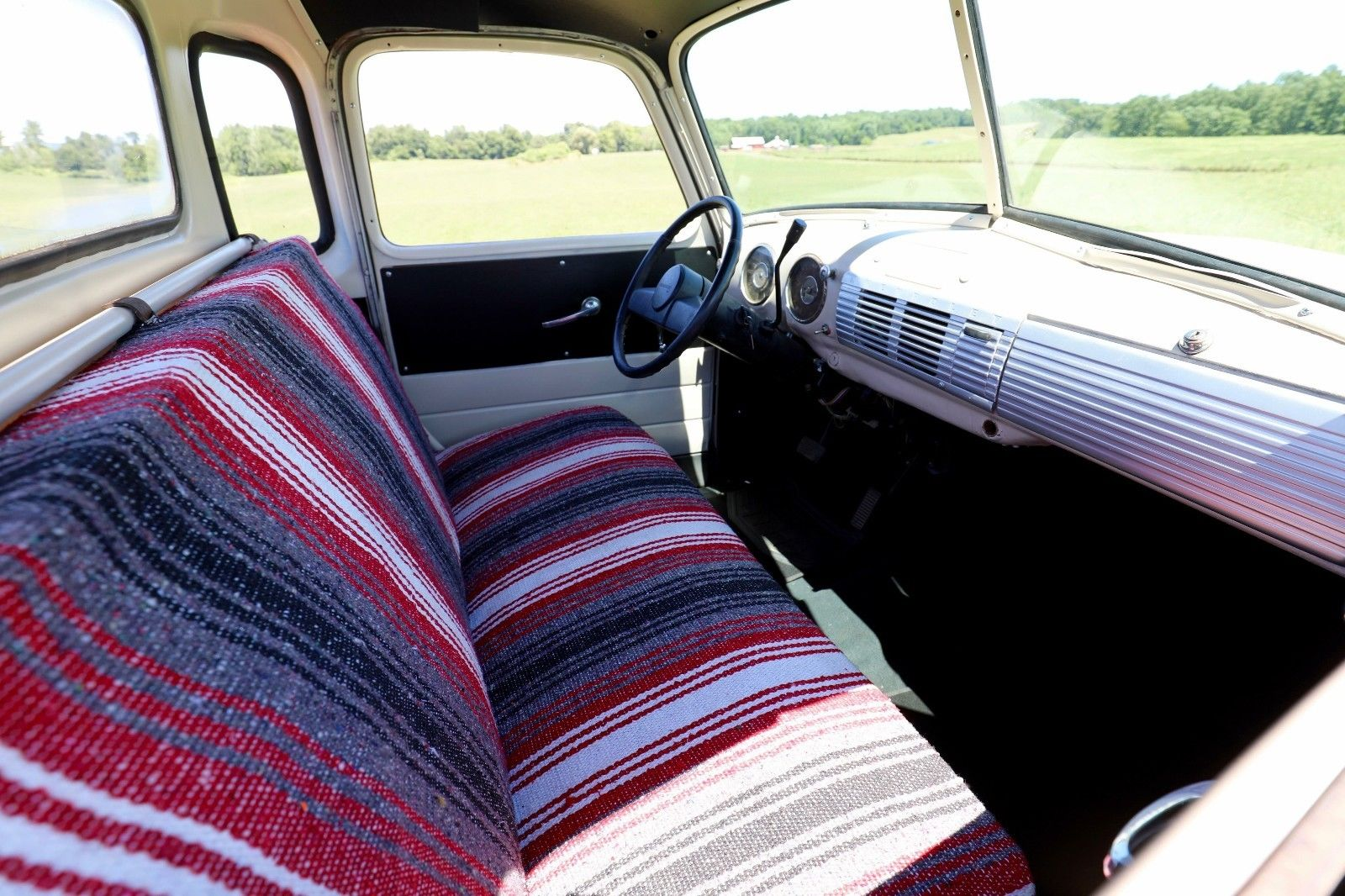 Great 1949 Chevrolet Other Pickups 3100 Chevy Truck Rat Steering Wheel Item Specifics