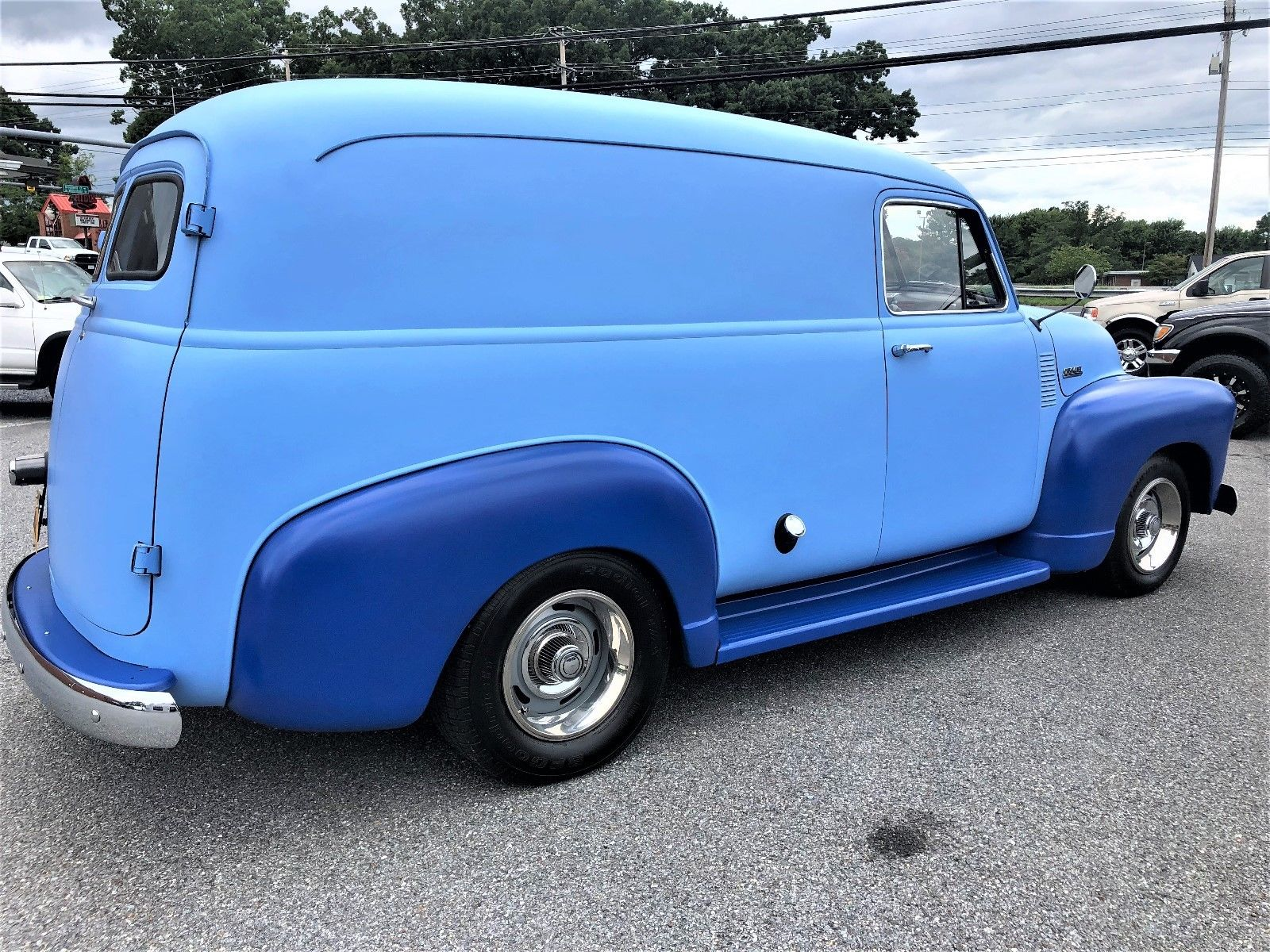 1952 Chevrolet C10 Panel 1952 Chevy Panel Truck 2019 ...
