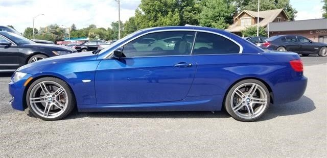 bmw 335is convertible 2013