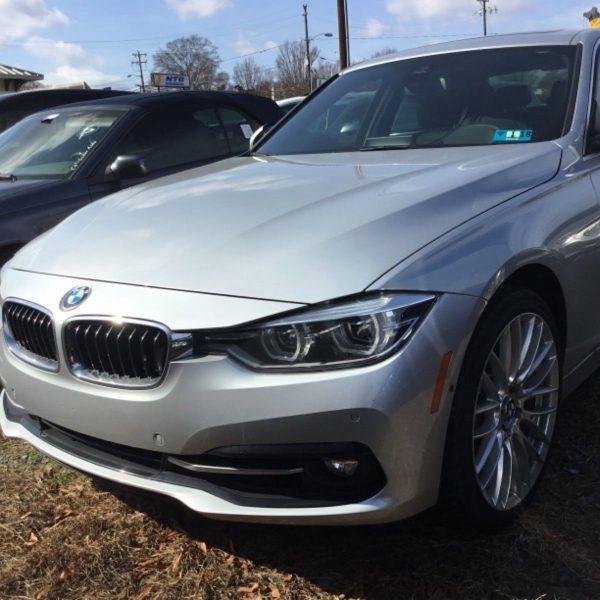 2016 BMW 3-Series 2016 Bmw 340i Xdrive 2018-2019