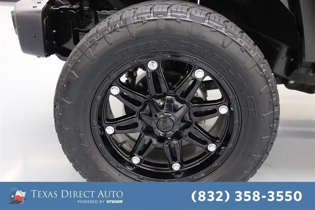 Great Jeep Wrangler Rubicon Hard Rock Texas Direct Auto