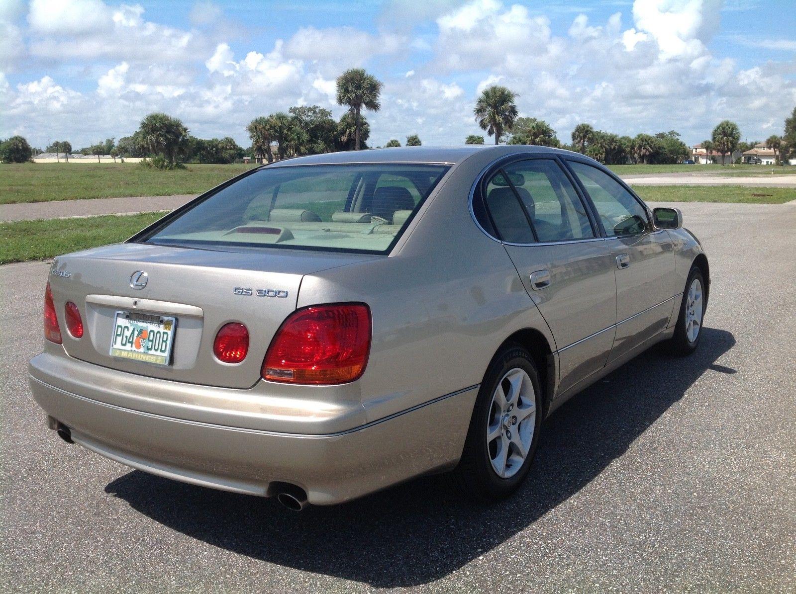 Honda Accord Sport For Sale >> Used 2002 Lexus GS 300 2002 Lexus GS300, 100k original ...