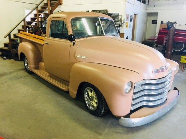 Amazing 1951 Chevrolet Other Pickups Custom Chevy Pickup Shop Truck Street Rod 2018