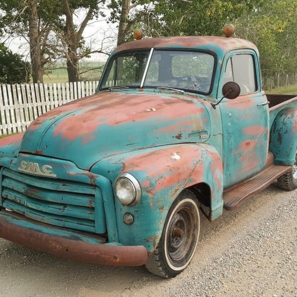 Half Ton Truck >> Great 1952 Chevrolet Other Pickups 1952 Gmc 3100 Advance