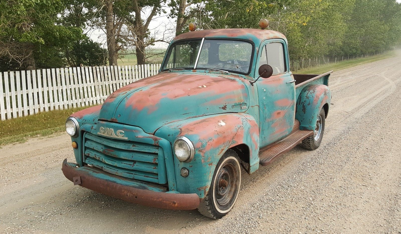 Great 1952 Chevrolet Other Pickups 1952 GMC 3100 Advance Design Half Ton  Pickup Truck Short Bed 5 Window NO RESERVE 2019