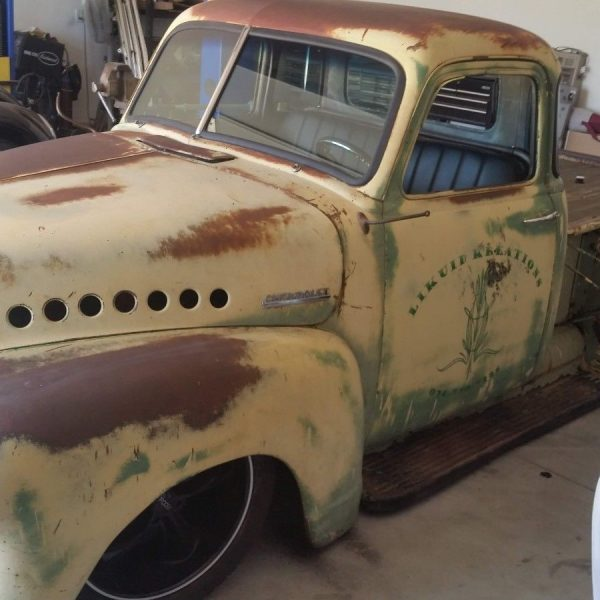 awesome 1953 chevrolet other pickups 1953 chevy 3100 shop truck rat 1954 Chevy Pickup Hot Rod products