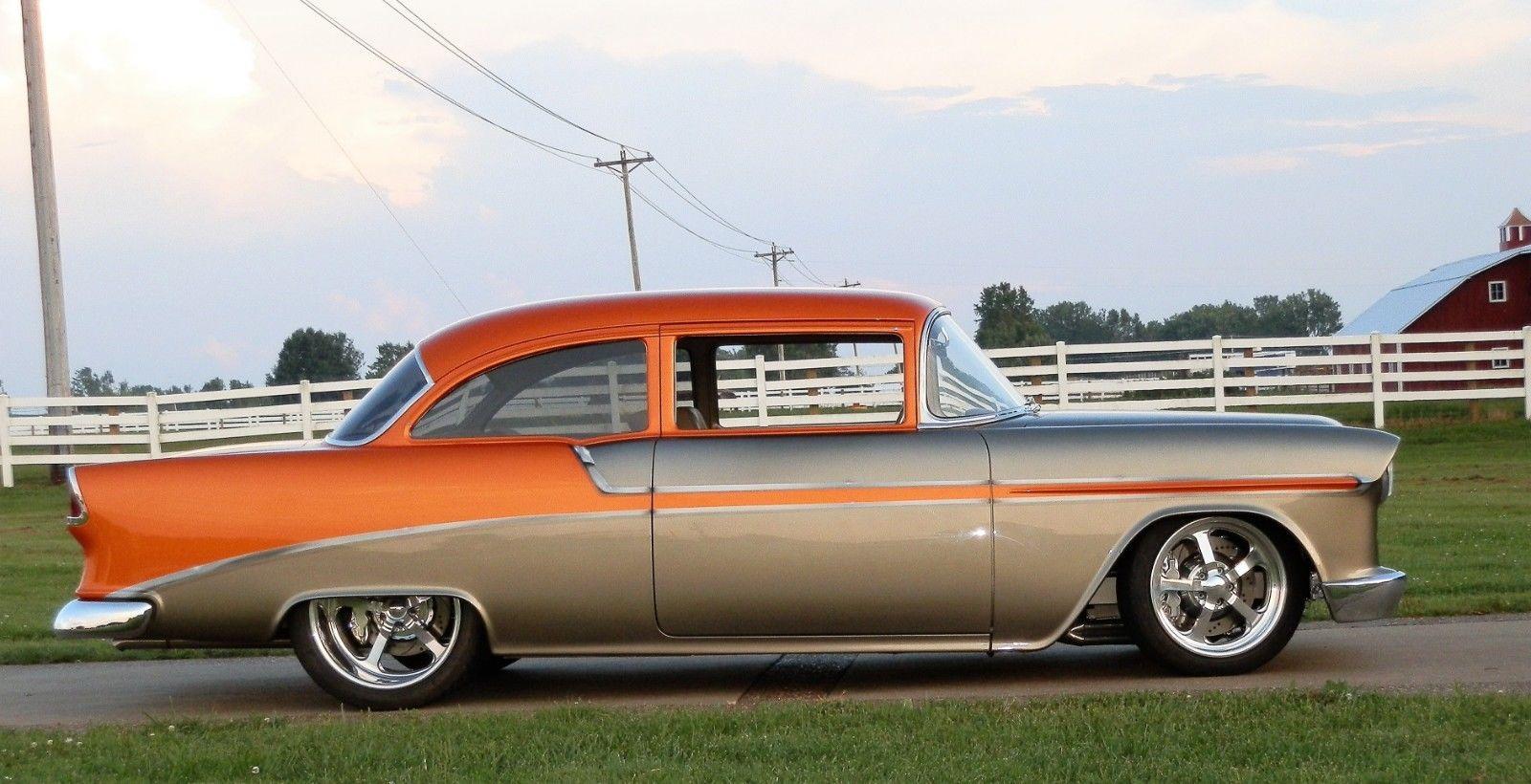1955 Chevy Belair 2 Door Hardtop For Sale ✓ All About Chevrolet