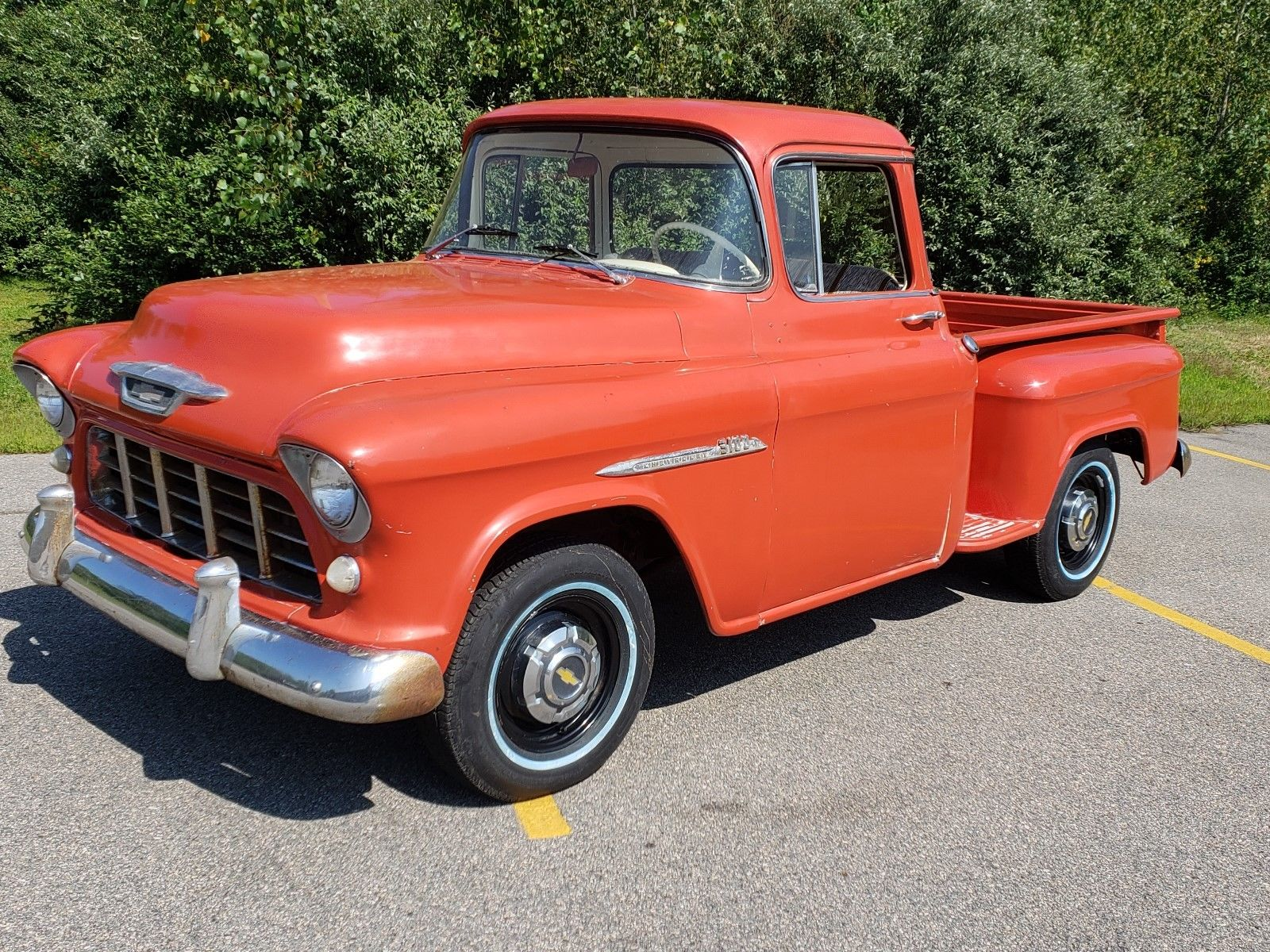 Great 1955 Chevrolet Other Pickups 3100 Big Back Chevy C10 Stepside Products