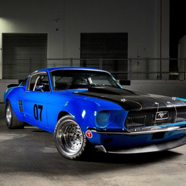 Used 1967 Ford Mustang 1967 FORD MUSTANG FASTBACK RACE CAR