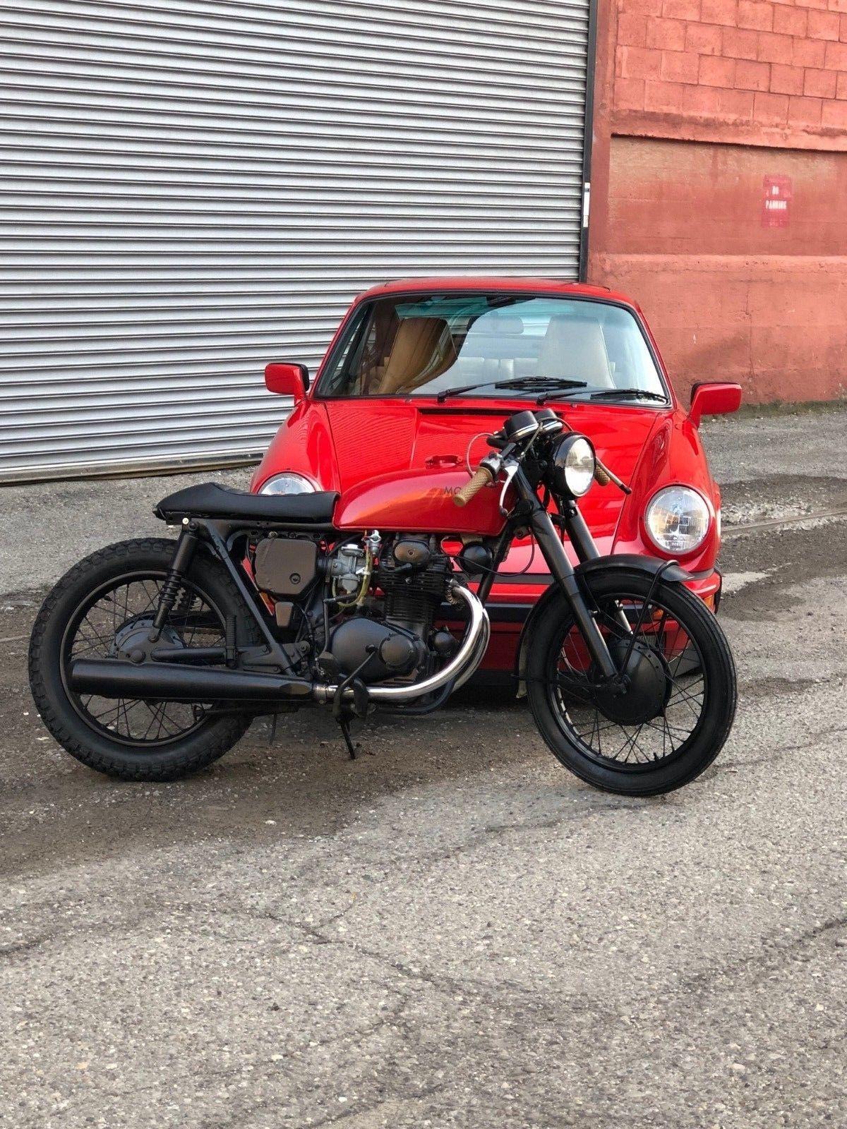 World Car Kia >> Used 1971 Honda CB MOTO PGH Honda CB350 Cafe Racer (cb 350 ...